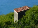 Small stone house with sea views, in excellent panoramic position, just 4 kilometers from the beaches and from Bordigher ...