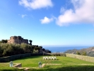 In a hilly and panoramic position, only six kilometers from the beaches of Bordighera, villa disposed on three levels, p ...